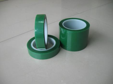 耐高温聚酯薄膜胶带
