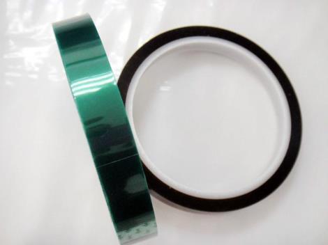 PET绿色胶带电镀高温胶带
