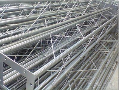喷塑桁架加工