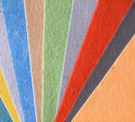 展览地毯样品