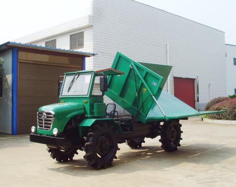 农用四驱折腰运输拖拉机