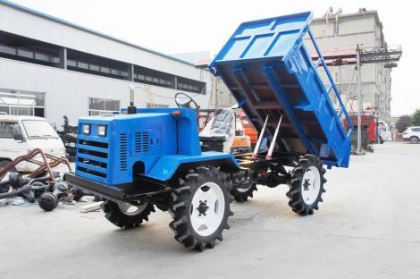 农用四驱柴油甘蔗运输车