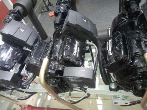 制冷压缩机设备