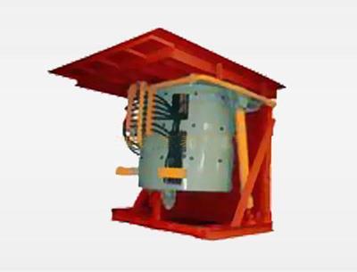 5吨钢壳炉
