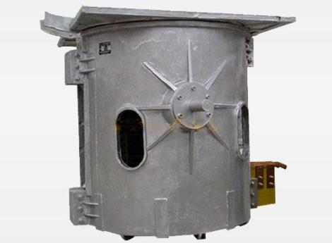 2吨铝壳炉