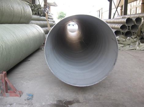 大口径不锈钢焊管