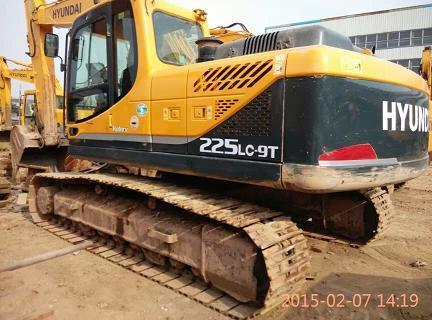二手挖掘机现代335/385挖掘机