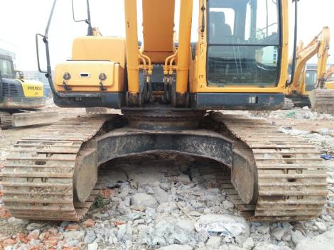 二手挖掘机现代215系列挖掘机