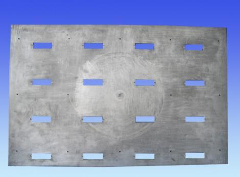 锌基耐磨合金板