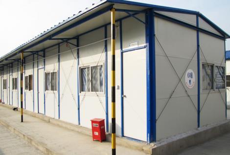 丹阳市钢结构厂房活动板房
