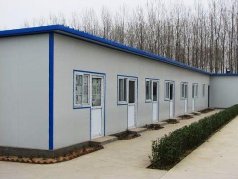 丹阳市钢结构厂房 活动板房