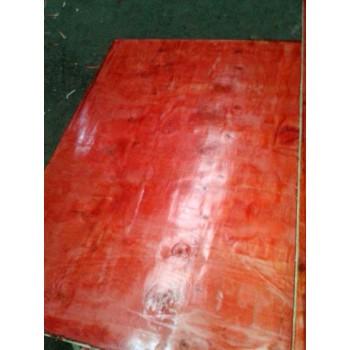 红色亮面建筑模板